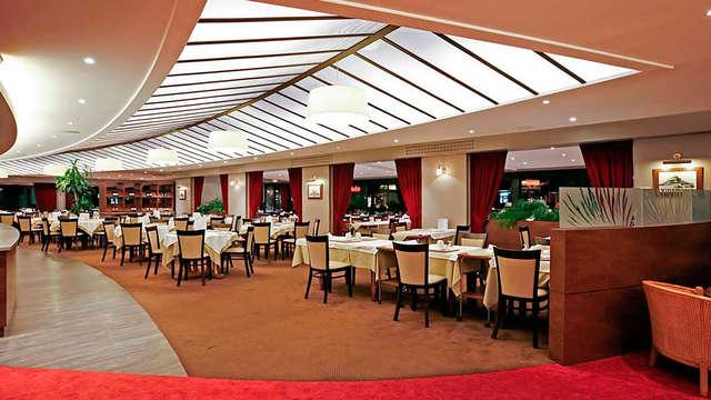 Hotel Mercure Mont Saint Michel - restaurant