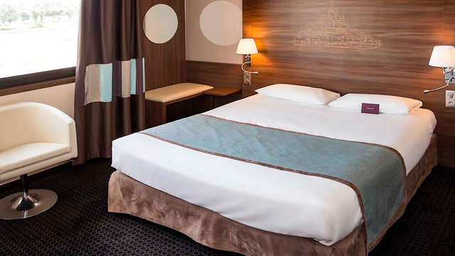 Hotel Mercure Mont Saint Michel - room