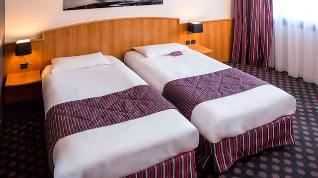 Hotel Mercure Mont Saint Michel - room h