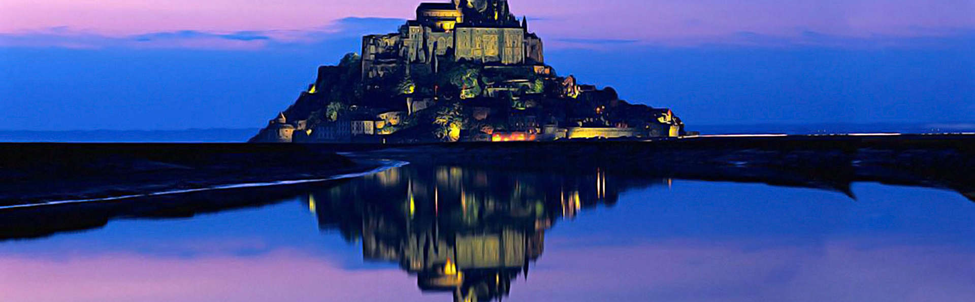 Week-end au pied du Mont Saint Michel