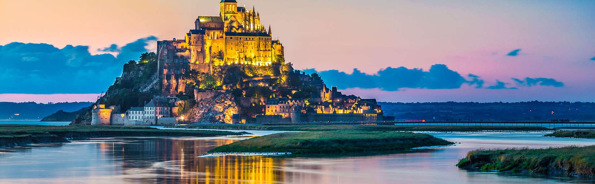 Découvrez le Mont-Saint-Michel et son abbaye