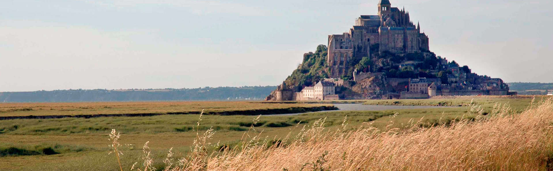 Week-end en chambre twin au Mont-Saint-Michel