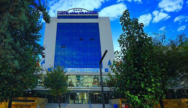 Hotel Abba Granada - Front