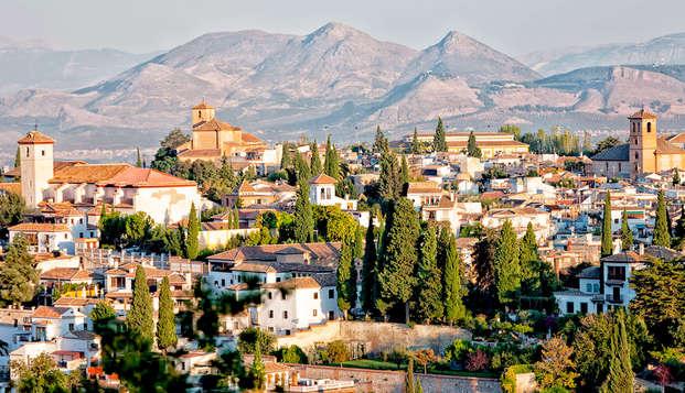 Hotel Abba Granada - Destination