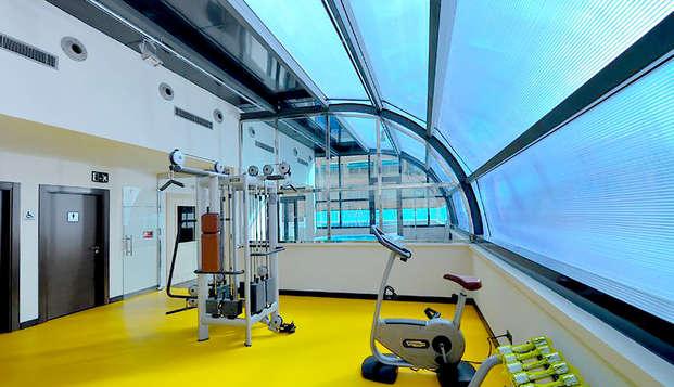 Hotel Abba Granada - Gym