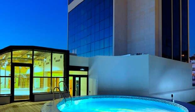 Hotel Abba Granada - Jacuzzi
