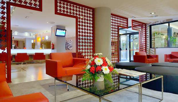 Hotel Abba Granada - Lounge