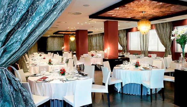Hotel Abba Granada - Restaurant