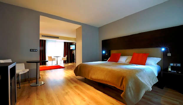 Hotel Abba Granada - room