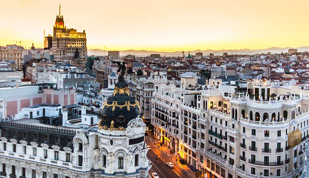 Hotel Sterling - Madrid-Legotravel
