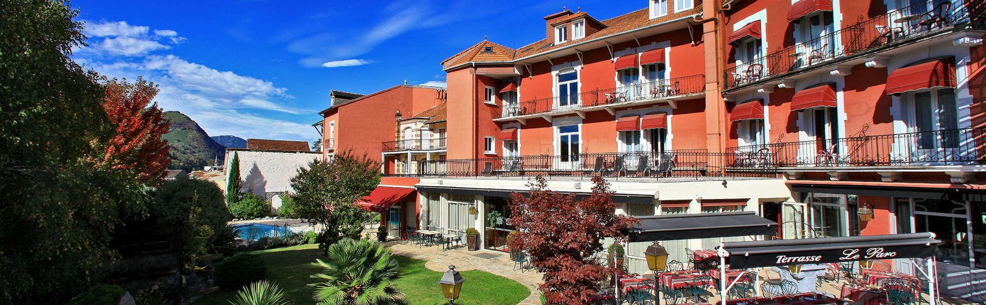 Séjour avec vue sur les Pyrénées à Lourdes