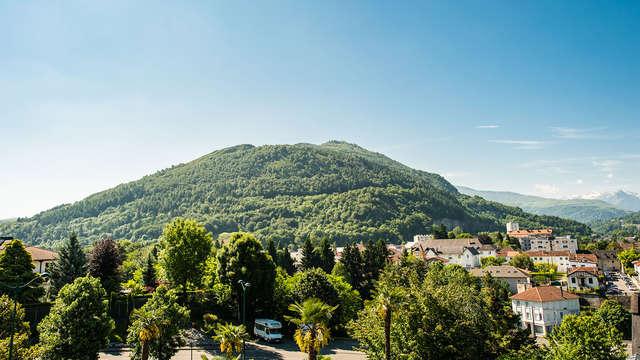 Escapade historique à Lourdes