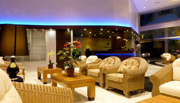 Disfruta en la Costa Brava en pensión completa y con spa incluido