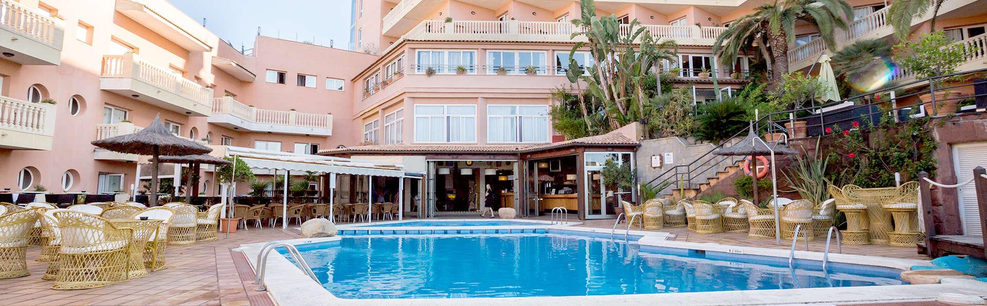 Chambre supérieure, pension complète et spa sur la Costa Brava