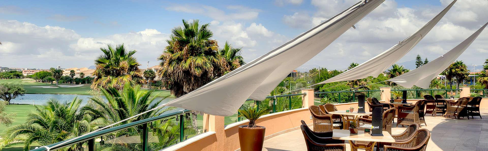 ¡A dos pasos del mar! Confort y relax en un 4* en Alicante