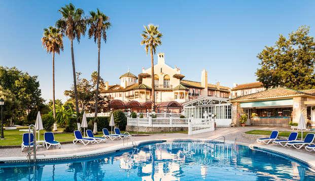 Escapade en pension complète dans un hôtel 4* élégant de la côte (à partir de 2nuits)