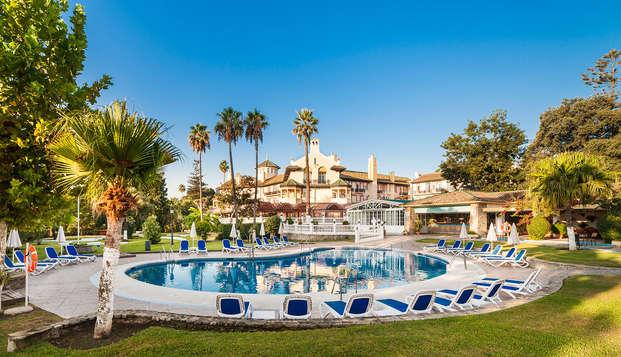 Escápate en media pensión a Algeciras con entrada a la zona relax (desde 2 noches)