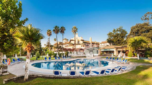 Escapade en demi-pension à Algésiras avec accès à l'espace détente (à partir de 2 nuits)
