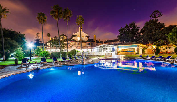 Escapade en hôtel 4* avec une multitude d'activités et de services à Algésiras (à partir de 2nuits)