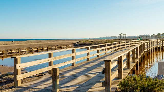Escapada Relax junto a la playa con desayuno, Spa y Niños gratis