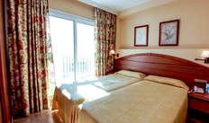 1 notte in appartamento standard vista mare per 2 adulti