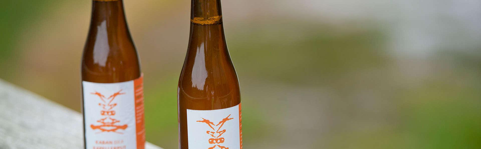 Plaisirs culinaires et dégustation de bières chez Landgoed Kappelerput à Heeze (à partir de 2 nuits)