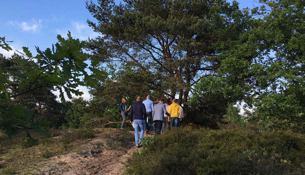 Landgoed Kapellerput - Kapellerput wandelomgeving