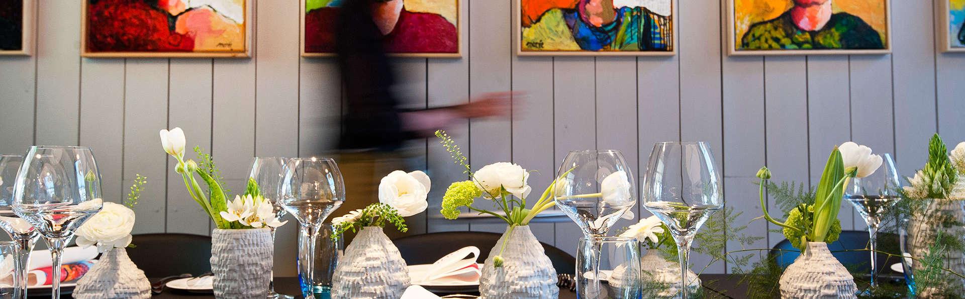 Luxe en Gastronomisch genieten inclusief wijnarrangement