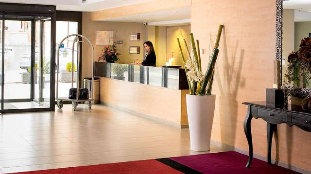Hotel Balneario Alhama de Aragon