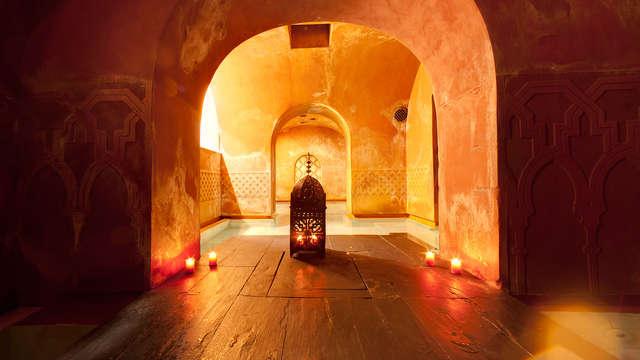 Escapada Relax en Madrid: Hammam al Andalus en hotel céntrico
