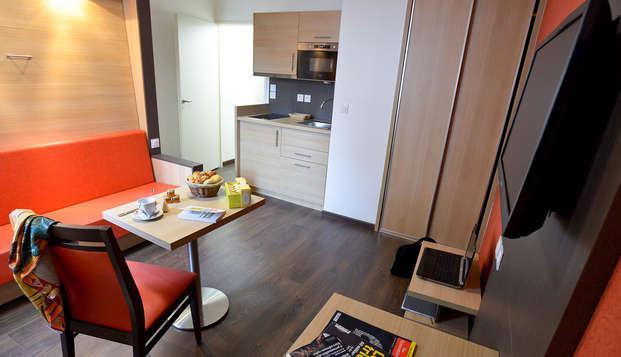 APPARTHOTEL LES PRIVILODGES - apartment