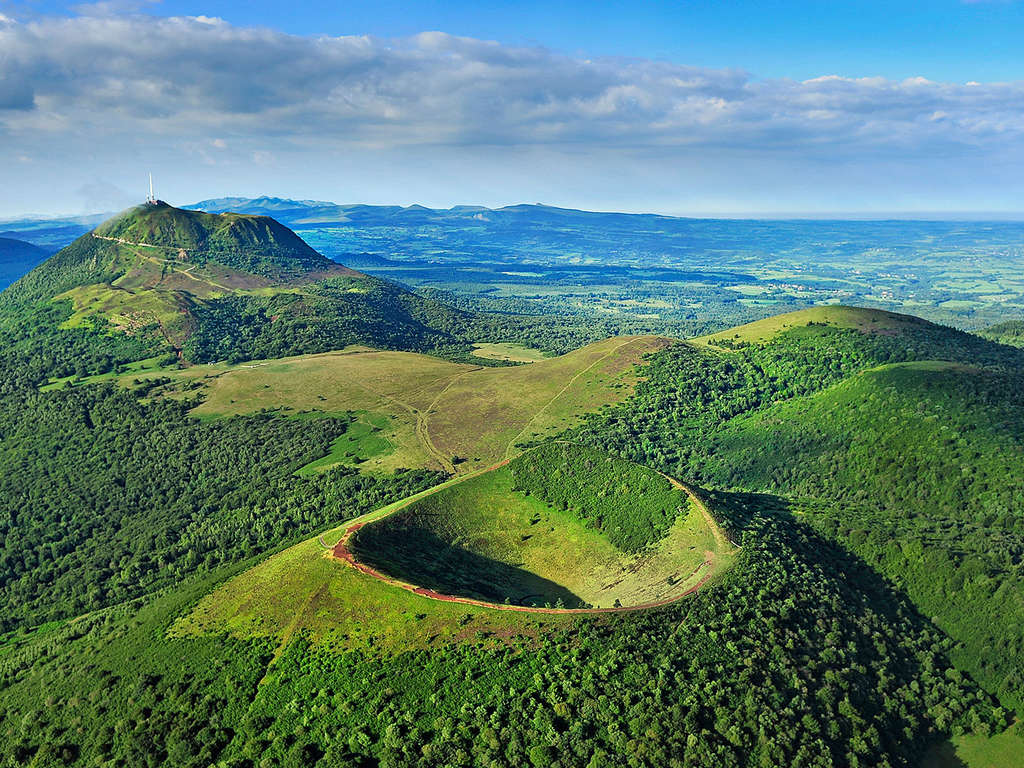Séjour Auvergne - Week-end reposant à Clermont Ferrand  - 3*
