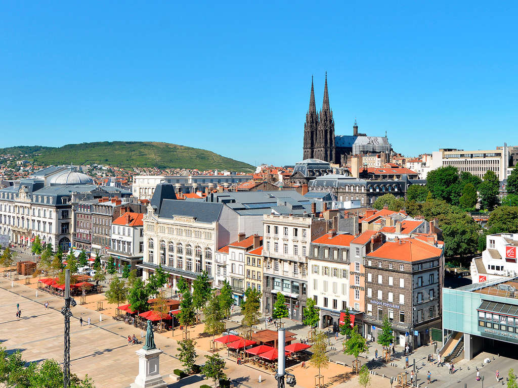 Séjour Auvergne - Escapade avec dîner à Clermont Ferrand  - 3*