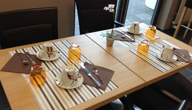 APPARTHOTEL LES PRIVILODGES - restaurant