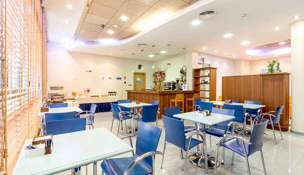 Cuisine typique de Murcie, cava, gratuité enfants, et bien plus à San Pedro del Pinatar