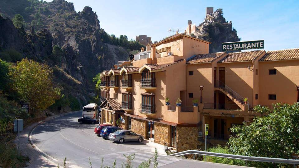 Hotel Sierra de Cazorla & Spa 3* - edit_facade.jpg