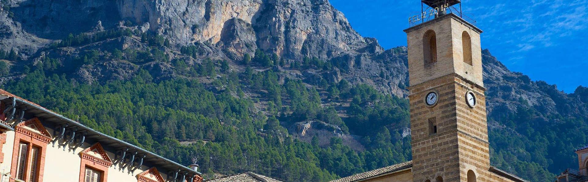 Sumérgete en la Sierra de Cazorla con una cena incluida (desde 2 noches)