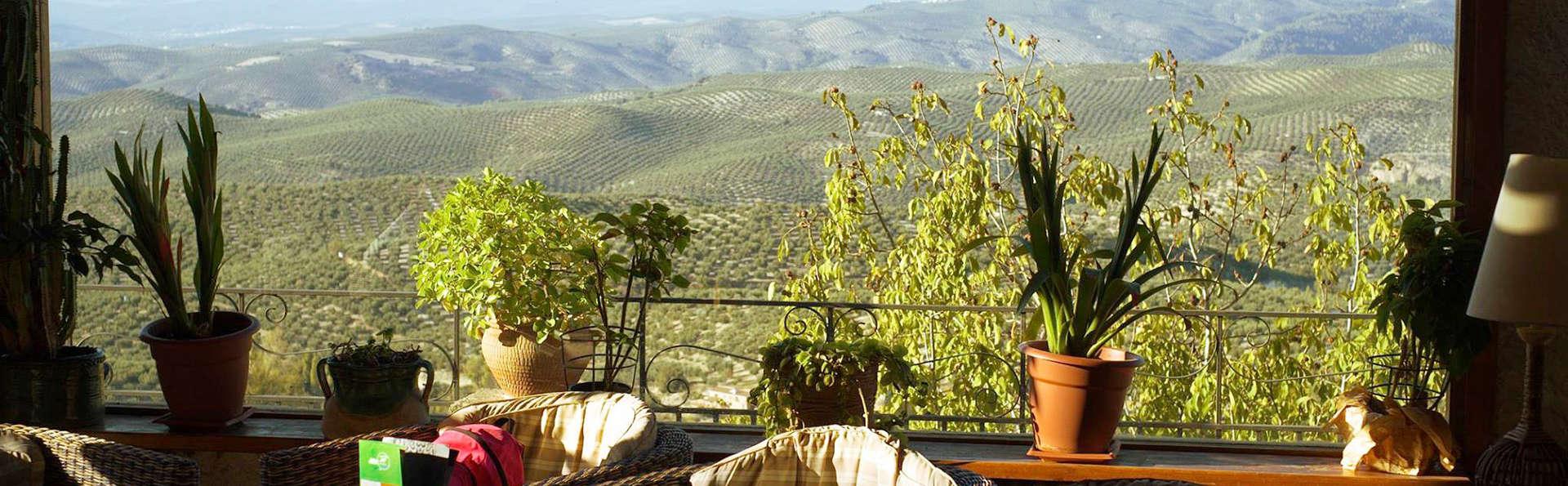 Escapada con cena y descuento spa en Sierra de Cazorla