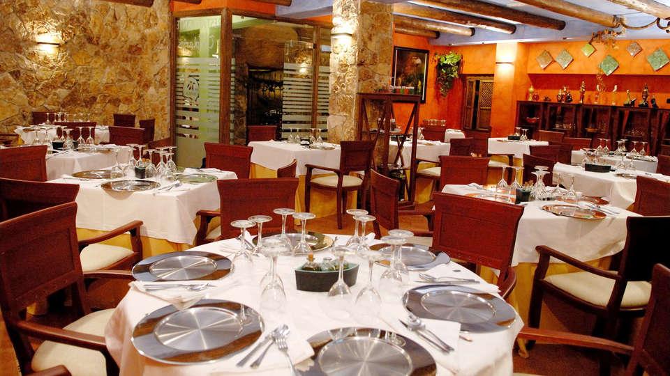 Hotel Sierra de Cazorla & Spa 3* - edit_restaurant.jpg