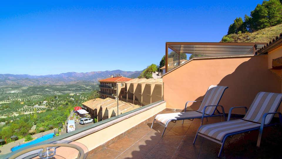 Hotel Sierra de Cazorla & Spa 3* - edit_terras_balcon.jpg