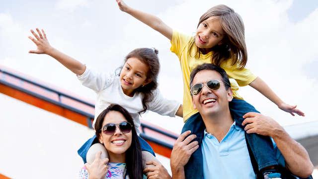 Aventura y desconexión en familia con un paseo en barco, pensión completa y acceso al spa, Cofrentes