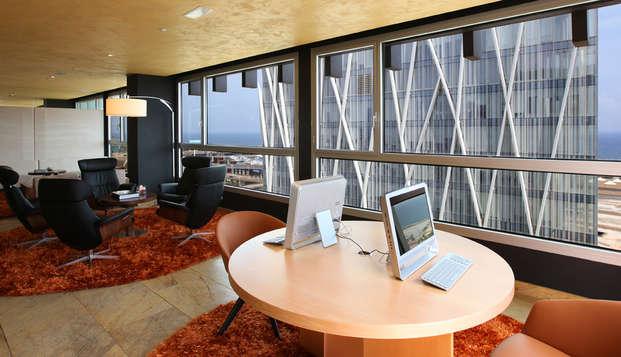 Hotel SB Diagonal Zero - lobby