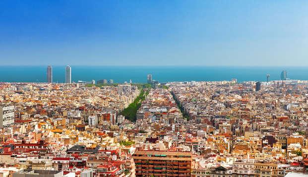 Scopri Barcellona con questa offerta a due passi dalla spiaggia