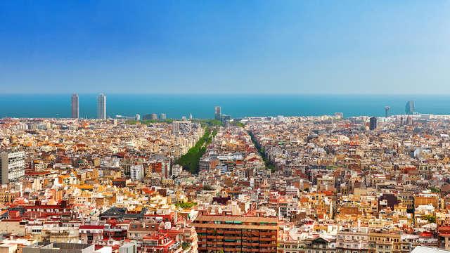 Descubre Barcelona con una comida o cena de regalo en un restaurante de la ciudad