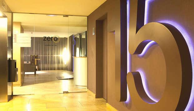 Hotel SB Diagonal Zero - hall