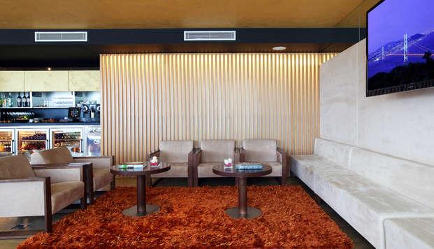 Hotel SB Diagonal Zero - lounge
