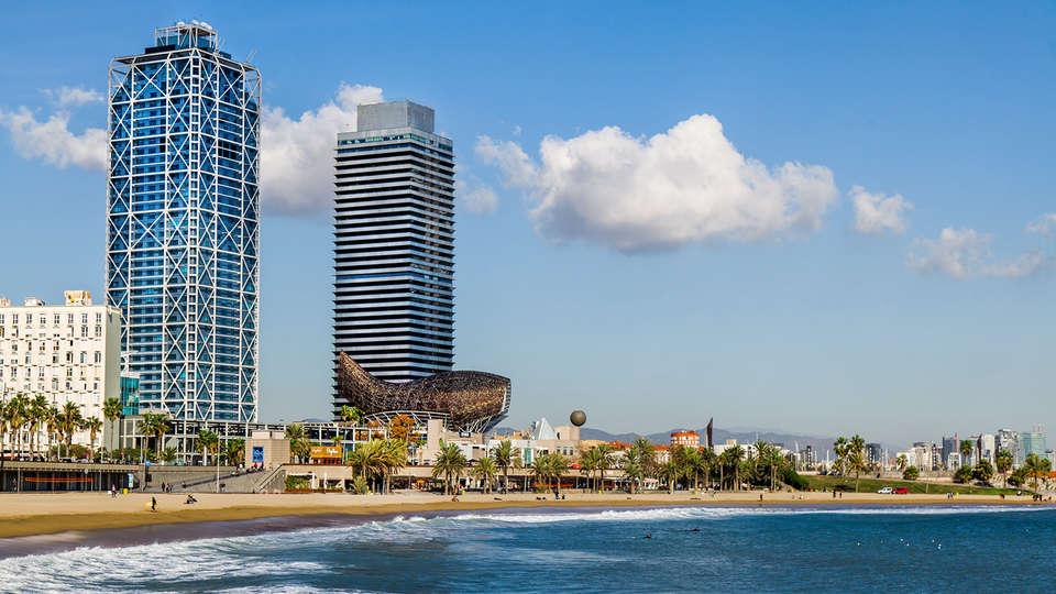 Hotel SB Diagonal Zero 4* Superior - EDIT_Fotolia_103464553_barcalona2.jpg