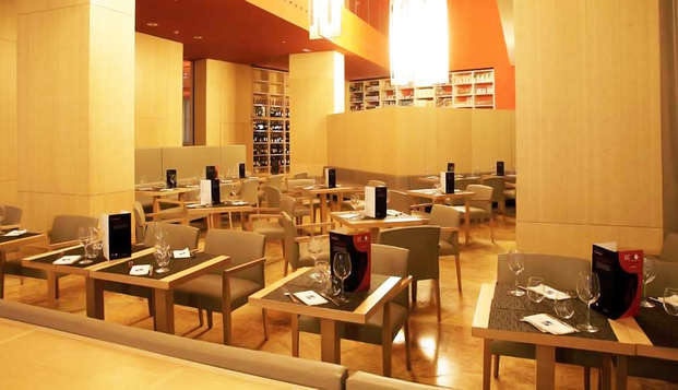 Hotel SB Diagonal Zero - restaurant