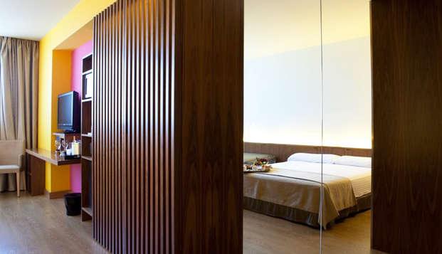 Hotel SB Diagonal Zero - room