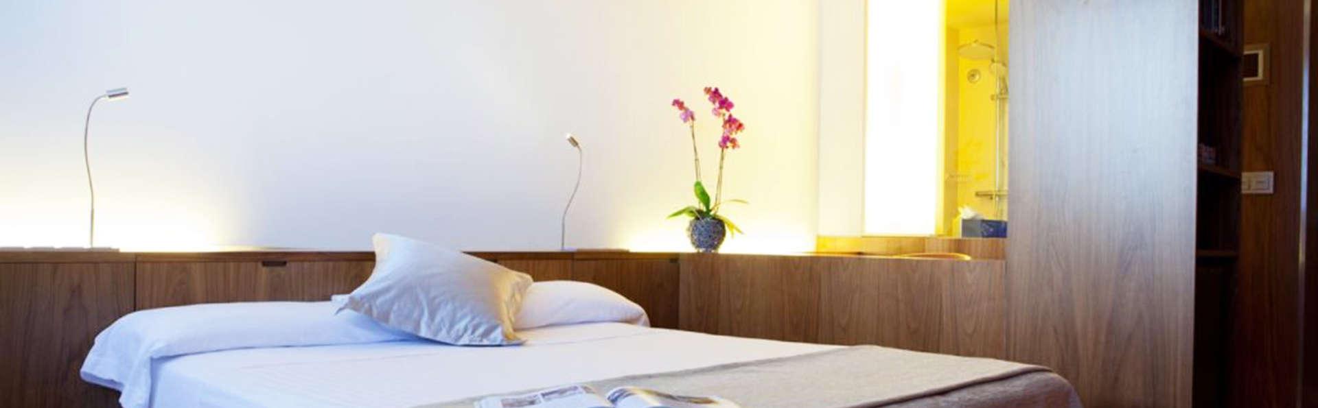 Escapada en Barcelona en un hotel frente al mar con late check out